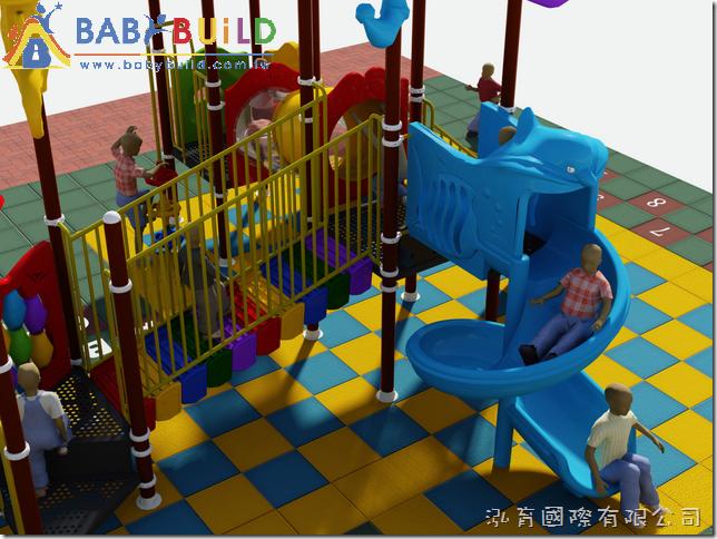 BabyBuild 海洋世界主題樂園