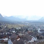 triesten in Vaduz, Vaduz, Liechtenstein