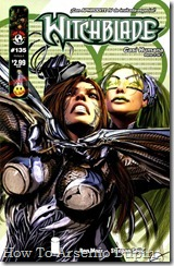 P00014 - Witchblade #135