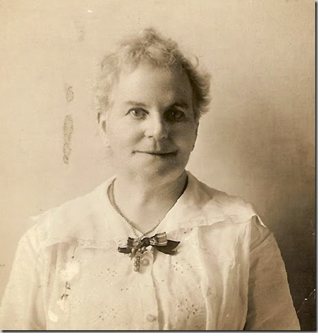 Great Aunt Grace-year unknown