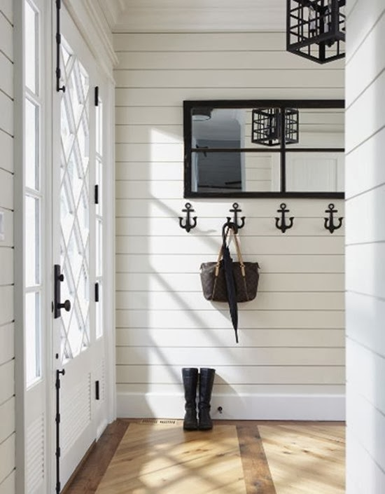 Beautiful Small Foyer : Five ways to style a small foyer thoughtful place
