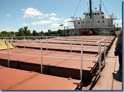 5138 Michigan - Sault Sainte Marie, MI - Museum Ship Valley Camp - hatches