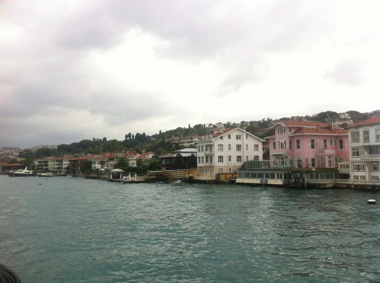 Bosphorus tour 1