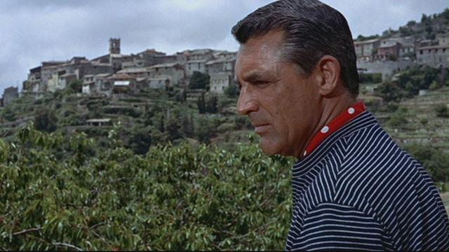 cary grant  striped shirt