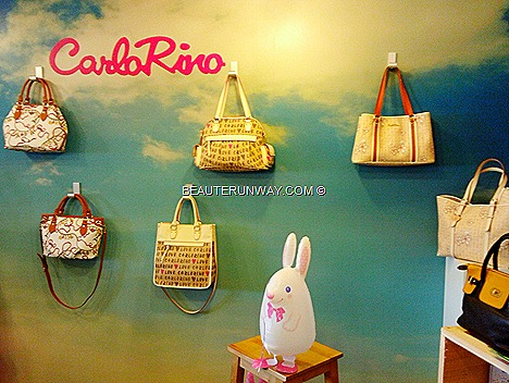 Carlo Rino Tote hand Bags Wallets Pouches  Spring Summer 2012