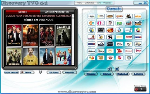 Descargar Discovery TVO gratis