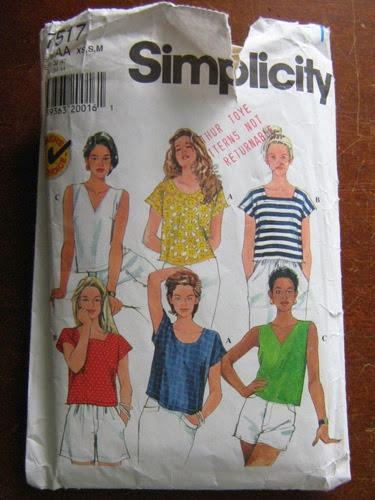 Simplicity 7517