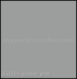 granite grey glidden wgn64