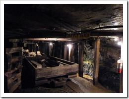 Beckley Exhibition Coal Mine WV