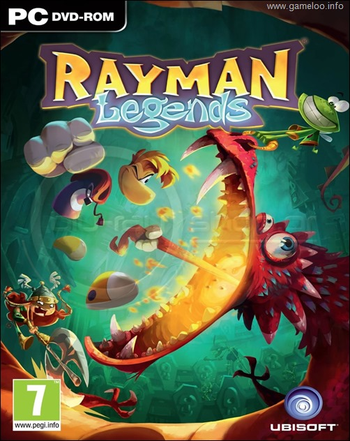 Rayman® Legends - RELOADED AND BLACKBOX REPACK