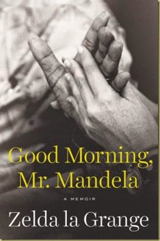 Good Morning Mr. Mandela cover