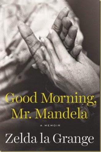 Good Morning Mr. Mandela cover