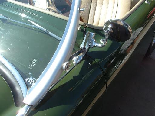 1954 Austin Healey 100-4 BN1