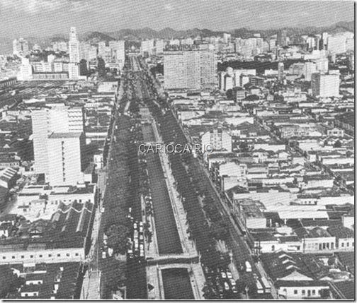 Cidade Nova - anos 50