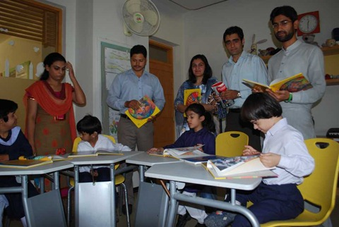 Rotary Books for the World_Hashoo Foundation Distribution (19)