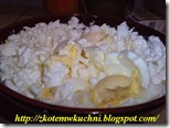 serek wiejski z jajkiem i suszoną cebulką zkotemwkuchni (2)