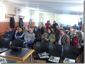 La Municipalidad propicia el encuentro de instituciones