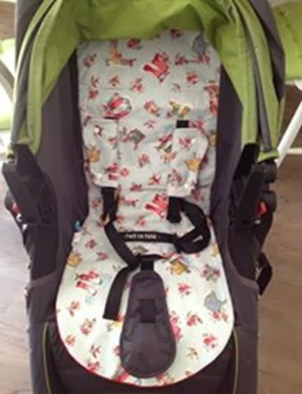 baby jogger city mini pram liner custom order