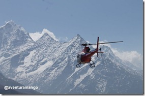 Helicóptero Syangboche 2