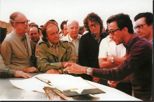 De cómo se articuló la primera protección en 1972. Visita de Félix R de la Fuente con E. P. Bujarrabal, 9-10 de junio 1978