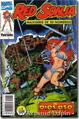 P00005 - Red Sonja #5