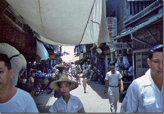 Tainan Side Street