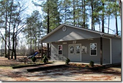 Bass Lake RV CG Office...Dillon SC