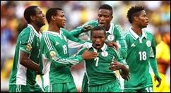 Nigeria enfrenta a Escocia en partido amistoso