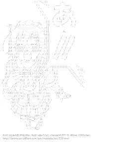 [AA]Kikaijima Mogana (Medaka Box)