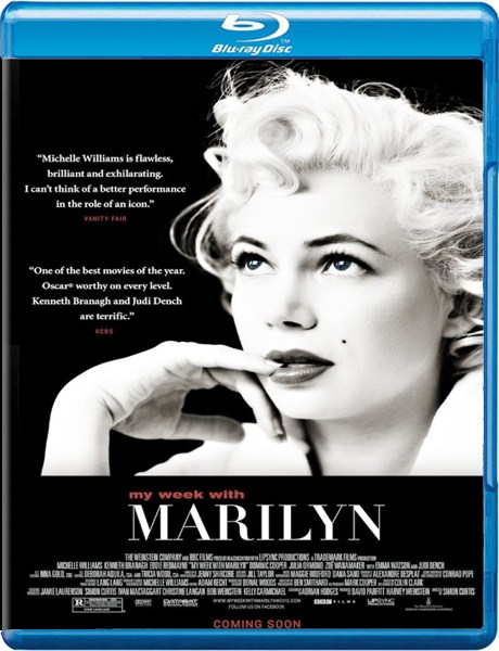 My Week With Marilyn | Marilyn �le Bir Hafta | 2011 | 720p BluRay | x264 | DTS | DUAL