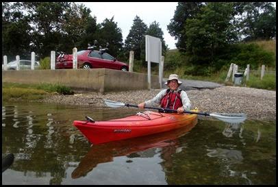 Kayaking Salt Pond & Nauset Marsh 001