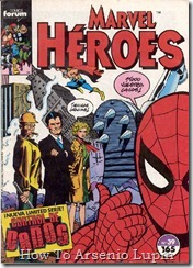 P00028 - Marvel Heroes #39