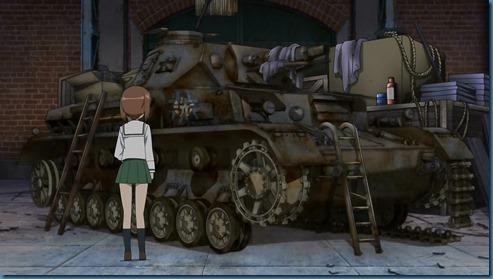 Girls und Panzer - 01