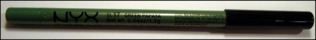 NYX Green Papaya Slide On Eye Liner