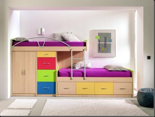 Dormitorios de niños y joves 6
