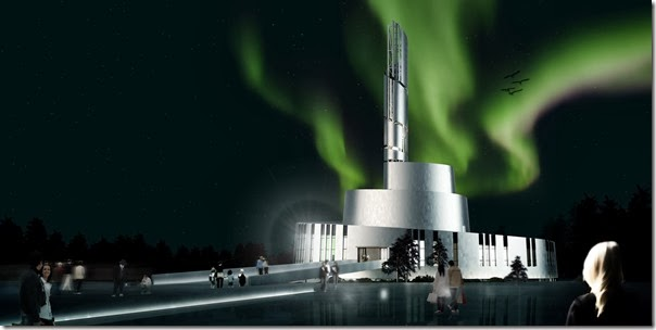 Church of the Northern Lights
