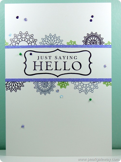 Pearl Gateway - Card Set 1 (2)