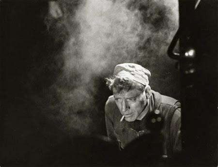Burt Lancaster in Brute Force (Jules Dassin, 1947)