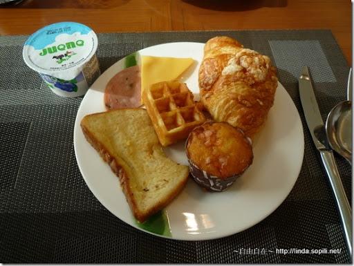 皇冠假日飯店-早餐星亞自助餐7