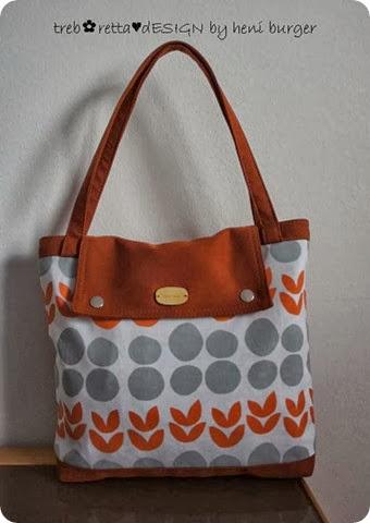 treboretta bag lotta jansdotter fabric