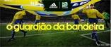 guardiao da bandeira Adidas