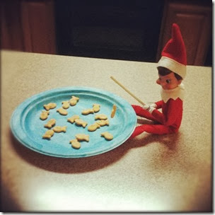 Elf on the Shelf - Fishin' Elf