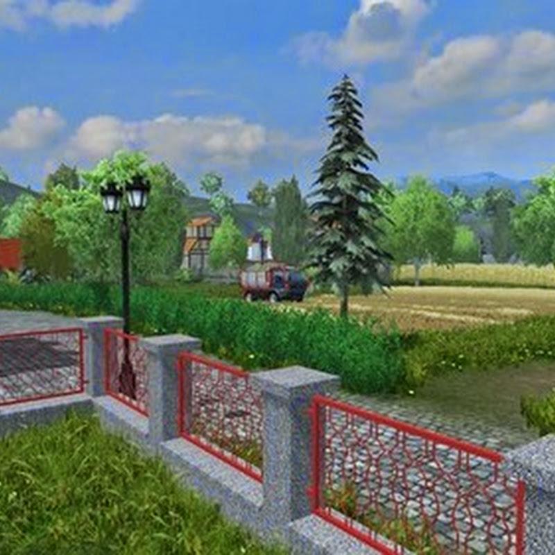 Farming simulator 2013 - Small berries v 4.0