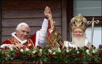 Pope and epatriarch