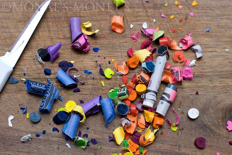 Crayons blog