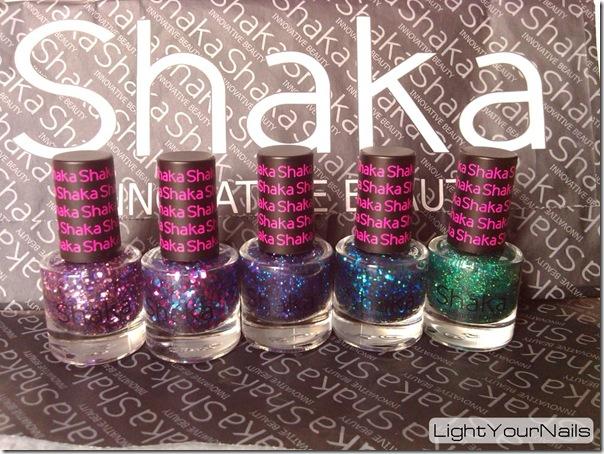 Shaka glitter