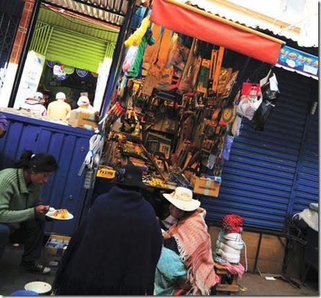 El Barrio Chino de El Alto
