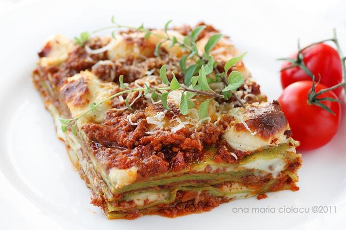 Lasagne alla bolognese 4