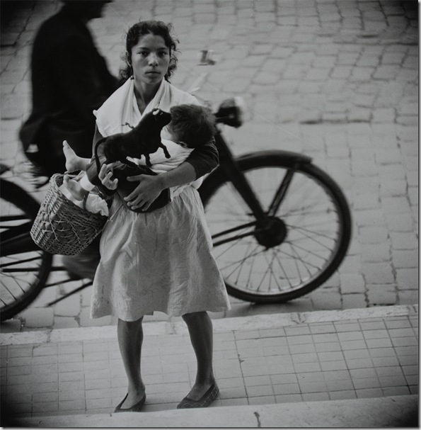 Jerome Liebling. Woman and Child, Malaga, Spain, 1966