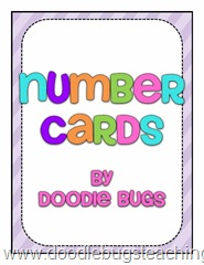 numbercards